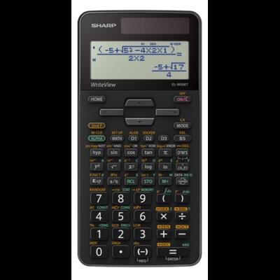 Sharp EL-W506T számológép