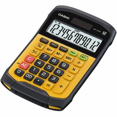 CASIO WM-320MT Por és vízálló számológép
