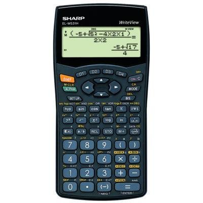 Sharp EL-W531B számológép