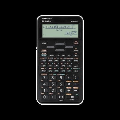 Sharp EL-W531TLB számológép